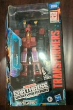 TARGET EXCLUSIVE TRANSFORMERS WAR FOR CYBERTRON THRUST FIGURE BRAND NEW