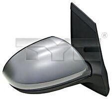 Side Mirror Convex Primed LEFT Fits MAZDA 2 Demio Hatchback 2007-2015