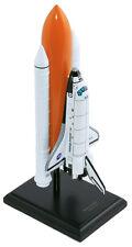 NASA Space Shuttle Atlantis Orbiter Full Stack Desk Top Display 1/200 ES Model