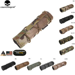 "Emerson 7""/18cm Suppressor Mirage Heat Cover Shield Protective Sleeve Muffler"