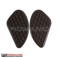 Motorcycle Gas Tank Knee Pads 3M Traction Sticker Pad For Harley Cafe Racer New