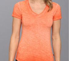 The North Face Remora Tee (XS) Miami Orange