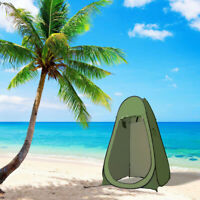 Waterproof Portable Outdoor Tent Pop Up Camping Beach Privacy Shelter Toilet