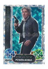 FAMOV4 - 213 - Han Solo - Power-Bonus - Rainbow-Karten