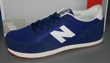 MENS NEW BALANCE ML 501 CVC in colors NAVY / WHITE SIZE 11.5