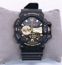 Casio G-Shock 5398 GA-400GB Black Rubber Strap Watch - Free Shipping