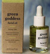 Green Goddess Facial Oil 28 mL; 0.95 oz. - NIB