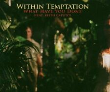 Within Temptation What have you done (2007; 2 tracks, feat. Keith Ca.. [Maxi-CD]