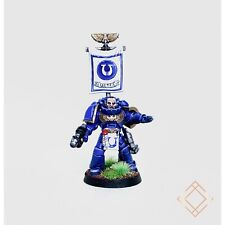 Warhammer 40k Ultramarines - Painted Tactical Squad Captain - BoxedUp