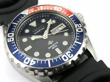 Mens Seiko Kinetic Pepsi Professional Divers Watch 5M43-0A40 - 200m