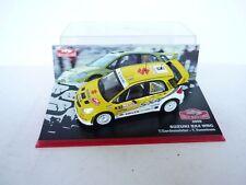 Suzuki SX4 WRC Giappone 2008 Gardemeister Modellino 1:43 Ixo Passione Rally M B