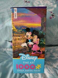 Disney Fine Art Jigsaw Puzzle 1000 Pieces By Ceaco