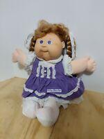 Vintage 1987 Cabbage Patch Talking Kids Doll talking