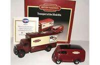 CORGI D46/1 BRITISH RAILWAYS TRANSPORT OF THE 50's & 60's Bedford & Morris