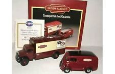CORGI D46/1 BRITISH RAILWAYS TRANSPORT OF THE 50's & 60's Bedford & Morris