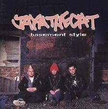JAYA THE CAT - CD - BASEMENT STYLE