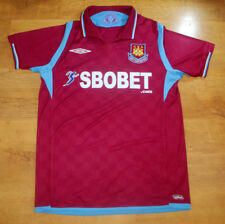Umbro West Ham United 2009/2010 home shirt (Size S)