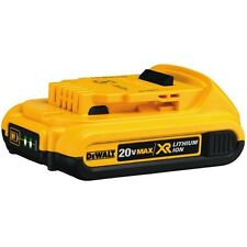 NEW Dewalt DCB203 20V Max XR Battery 2.0Ah Lithium Ion Li-Ion 20 Volt 20v