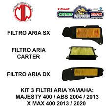 FILTRO ARIA ORIGINALE YAMAHA PER MAJESTY 400 2004-2011 X-MAX 400 2013-2016