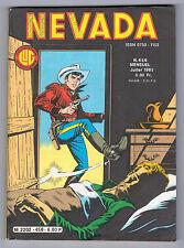 "BD ""NEVADA no 456"" (1985) PETIT FORMAT LUG"