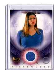 "Buffy ""Woman of Sunnydale"" PW4 A. Benson costume card"