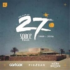 Space IBIZA 2016 Mixed by Carl Cox Pigda 5060410657855
