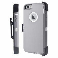 For Apple iPhone 6 & 6S Case Cover (Belt Clip fits Otterbox Defender)