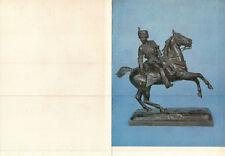 """CARTOLINA """" THE ASSISTANT MILITARY ATTACHE' ITALIAN AMBASSY LONDON """"  C9-1342"""