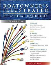 Boatowner's Illustrated Electrical Handbook 2ND ED. by Charlie Wing ~ BRAND NEW!