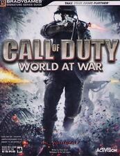 Call Of Duty: World At War Lösungsbuch engl. NEU