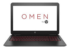 HP Omen Gaming Laptop Core I7-7700hq Processor 12gb RAM GTX 1050ti Graphics Card