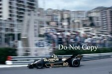 James Hunt Wolf WR8 Monaco Grand Prix 1979 Photograph 4
