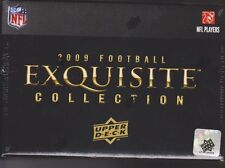 2009 Upper Deck Exquisite Football Hobby Box Stafford RC?