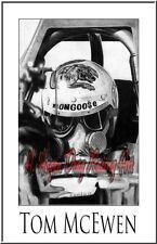 """Drag Racing Art Print of  Tom McEwen.. 13"""" x 19"""""""