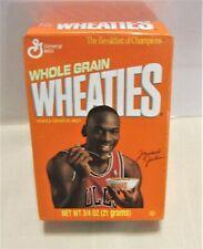 Vintage Michael Jordan Mini 3/4 oz Wheaties Box Full Sealed Unopened Original