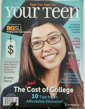 Your Teen For Parents Jan Feb 2016 The Real Cost of College FREE SHIPPING sb
