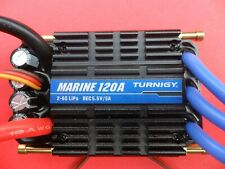 RC Boat Turnigy Marine 120 amp esc. Watercooled.