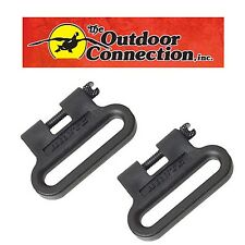 "MOSSBERG 500 TACTICAL BRUTE POLYMER SLING SWIVEL SET 1"" ***MADE IN U.S.A.***"