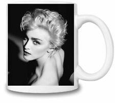 Madonna Spotlight themed 11oz Ceramic coffee Mug Birthday gift.
