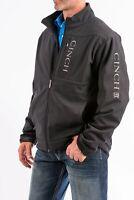 Cinch Men's Black Concealed Carry Bonded Jacket XLarge Embroidered Logo Warm