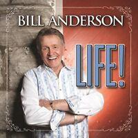 Bill Anderson - Life [CD]
