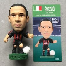 Fernando Redondo-AC MILAN (Corinthian football figure) [prostars]