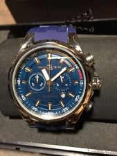 Officina Del Tempo Chronograph Watch Sail II $650 Retail.