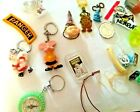 Lot 18 Vtg Orig Gumball Machine Prizes,Toys,charms,keychains,whistle,compass VG+