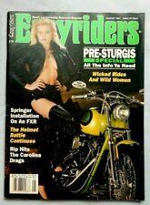 Easyriders Magazine August 1991