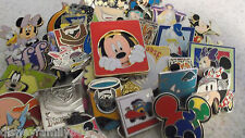 Disney Trading Pins_100 Pin Lot_No Duplicates_Free Shipping_Grab Bag Lot_F47