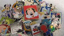 Disney Trading Pins_100 Pin Lot_No Duplicates_Free Shipping_Grab Bag Lot_F47