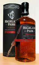 Highland Park Ingvar Warrior Edition Orkney Single Malt 60,5%/0,70 L