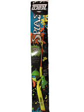 Zebco Splash Combination Combo Fishing Rod and Reel Kids 29 inches Floats New