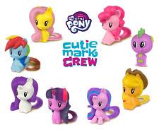 My Little Pony - Cutie Mark Crew 2018 McDonalds Happy Meal Toys Complete Set *8